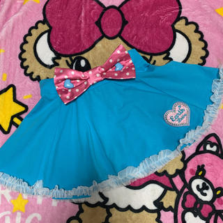 EARTHMAGIC - アースマジック♥水色スカート