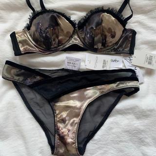 Victoria's Secret - Topshop トップショップ ブラ ショーツ セット 馬