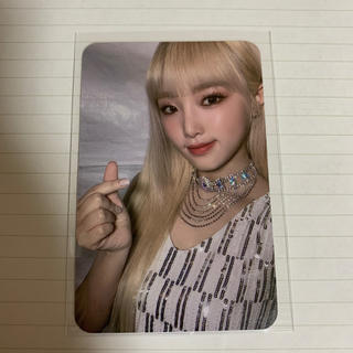 IZ*ONE アイズワン トレカ イェナ(K-POP/アジア)