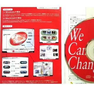 ホンダ(ホンダ)のホンダ シビック オリジナルCD(カタログ/マニュアル)