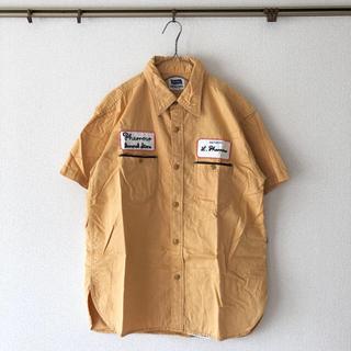 PHERROW'S - フェローズ ワークシャツ アメカジ 古着 42 XL オーバーサイズ