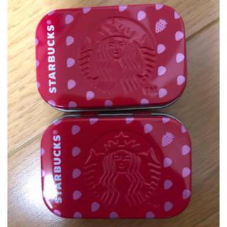 Starbucks Coffee - 新品 スターバックス アフターミント ストロベリー