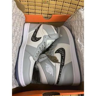 NIKE - Dior x Nike Air Jordan 1 High OG 27 cm