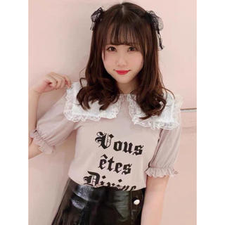 Ank Rouge - Ank rouge ピンクTシャツ 新品