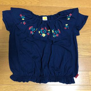 ムージョンジョン(mou jon jon)のTシャツ チュニック ムージョンジョン Mou jon jon サイズ120 (パンツ/スパッツ)