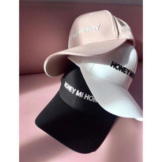 ハニーミーハニー(Honey mi Honey)のHONEY MI HONEY logo cap(キャップ)