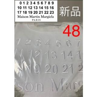 マルタンマルジェラ(Maison Martin Margiela)の新品❗️メゾンマルジェラ 再構築 オーバーサイズ スウェット シャツ(スウェット)