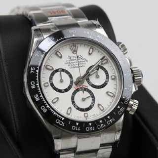 SEIKO - 【値下】ロレックス Daytonメンズ腕時計自動巻き