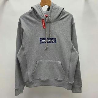 Supreme - SupremeBandana Box Logo HoodedSweatshirt