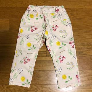 ムージョンジョン(mou jon jon)のムージョンジョン Moujonjon パンツ 110 キッズ 薄手 夏(パンツ/スパッツ)