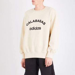 アディダス(adidas)のYEEZY - SEASON5 CALABASAS CREWNECK SWEAT(スウェット)
