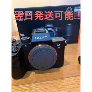 SONY - 【美品】α7iii Sony バッテリーも付きます!