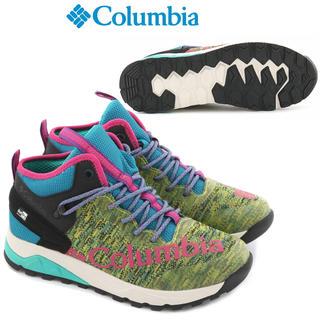 コロンビア(Columbia)の【新品】コロンビア ロックントレイナー2ミッドアウトドライ(スニーカー)