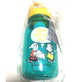 ピーナッツ(PEANUTS)のスヌーピー   アイスチューブ付き ボトル(水筒)