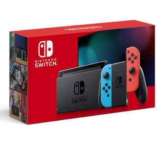 Nintendo Switch - 新品 Switch 任天堂スイッチ ネオンブルーレッド