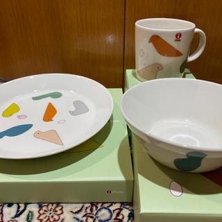 mina perhonen - ミナペルホネン イッタラ コラボ食器
