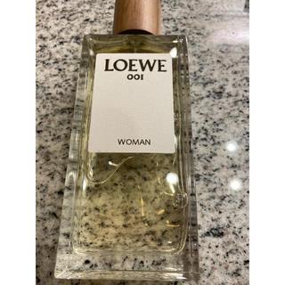 ロエベ(LOEWE)のLOEWE★ロエベ 001  ウーマン WOMAN オードパルファム 100ml(香水(女性用))