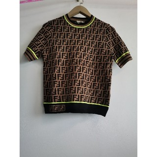 FENDI - お勧めFendiフェンデイ ニットTシャツ レディース ファション
