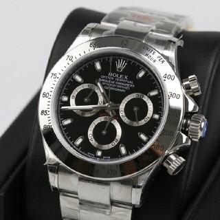 OMEGA - 【値下】ロレックス Daytonメンズ腕時計自動巻き