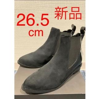 ジョンローレンスサリバン(JOHN LAWRENCE SULLIVAN)の新品❗️AnnaRita N ショートブーツ 26.5 cm(ブーツ)