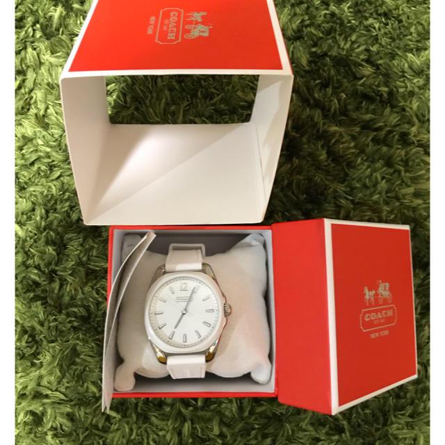 COACH(コーチ)の【新品未使用】コーチ 腕時計 レディース レディースのファッション小物(腕時計)の商品写真