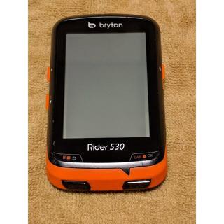 ブライトン(BRAITONE)のbryton Rider530 サイクルコンピューター(パーツ)