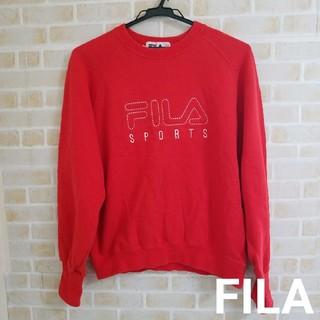 フィラ(FILA)のFILA  スウェット トレーナー(トレーナー/スウェット)