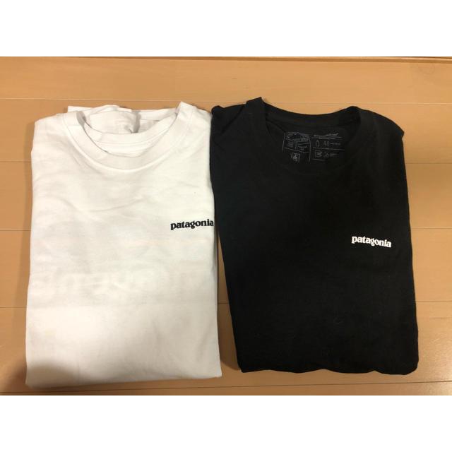patagonia(パタゴニア)の美品!Patagonia Tシャツ セット Mサイズ メンズのトップス(Tシャツ/カットソー(半袖/袖なし))の商品写真