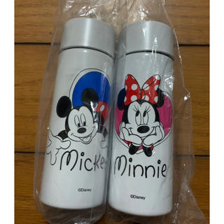 Disney - ミッキーミニーポケットボトル