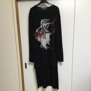 ヨウジヤマモト(Yohji Yamamoto)の新品 yohjiyamamoto POUR HOMME (Tシャツ/カットソー(七分/長袖))