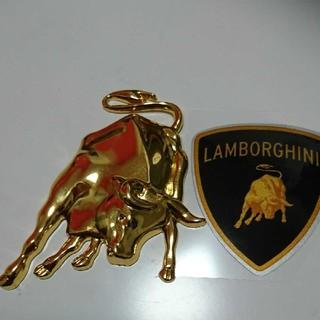 ランボルギーニ(Lamborghini)のランボルギーニエンブレム(その他)