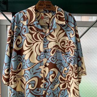 ART VINTAGE - 90s アロハシャツ ハワイ製 レーヨンシャツ アートシャツ USA製 菅田将暉