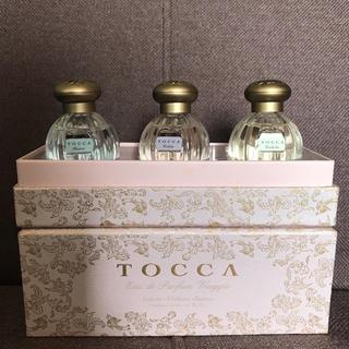 トッカ(TOCCA)のトッカ ミニオードパルファムセット 香水 ビアンカ ジュリエッタ コレット(香水(女性用))