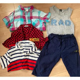 ギャップ(GAP)の男児子供服まとめ売り(Tシャツ/カットソー)