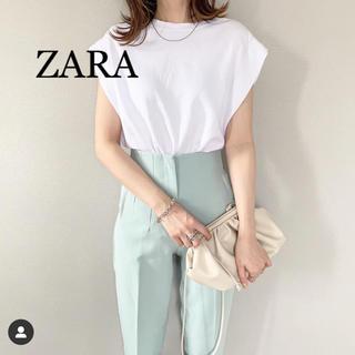 ZARA - ZARA♡ハイウエストパンツ