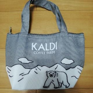 カルディ(KALDI)のカルディ 保冷バッグ(弁当用品)