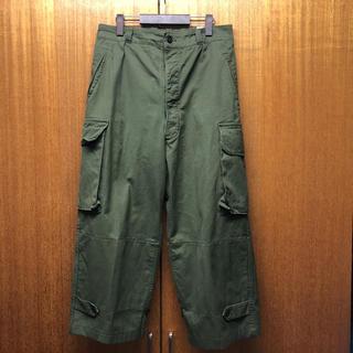 マルタンマルジェラ(Maison Martin Margiela)の超希少!M47 Cargo Pants 後期dead stock(ワークパンツ/カーゴパンツ)