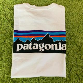 patagonia - 【patagonia】p6 ロゴ 半袖Tシャツ