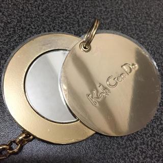 コウゲンドウ(江原道(KohGenDo))のコスメブランド 新品 江原道 キーホルダー KohGenDo 手鏡 ハンドミラー(その他)