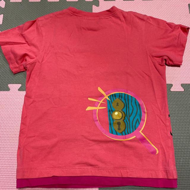 Disney(ディズニー)の133・TDR  120 キッズ/ベビー/マタニティのキッズ服女の子用(90cm~)(Tシャツ/カットソー)の商品写真