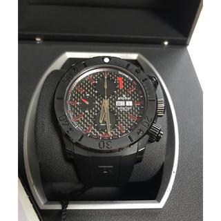 ルイヴィトン(LOUIS VUITTON)のユウトウ様売約済み7月16日購入予定エドックスクロノオフショア1 自動巻数回使用(腕時計(アナログ))