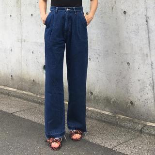 リタジーンズトウキョウ(RITA JEANS TOKYO)のritajeansリタジーンズワイドパンツめ(デニム/ジーンズ)