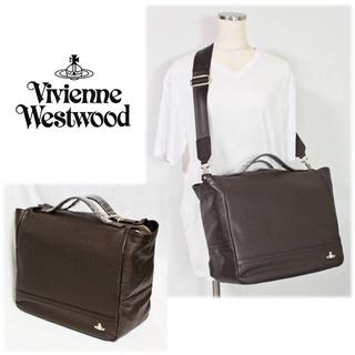 ヴィヴィアンウエストウッド(Vivienne Westwood)の 《ヴィヴィアンウエストウッド》新品 2wayボストンバッグ ショルダーバッグ (ボストンバッグ)