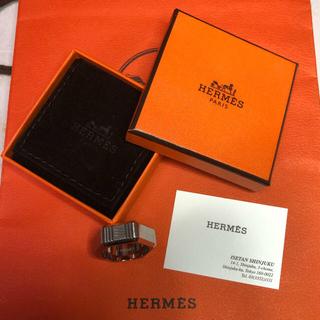 エルメス(Hermes)の【正規品】tool box ring メンズT62(リング(指輪))