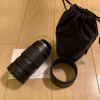 Panasonic - Panasonicマイクロフォーサーズ用 望遠レンズ100-300