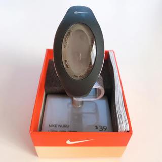 ナイキ(NIKE)のNIKE NURU ナイキ デジタル 腕時計(腕時計)