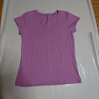ディーエイチシー(DHC)の【DHC】  Tシャツ   半袖  ストレッチ(Tシャツ(半袖/袖なし))