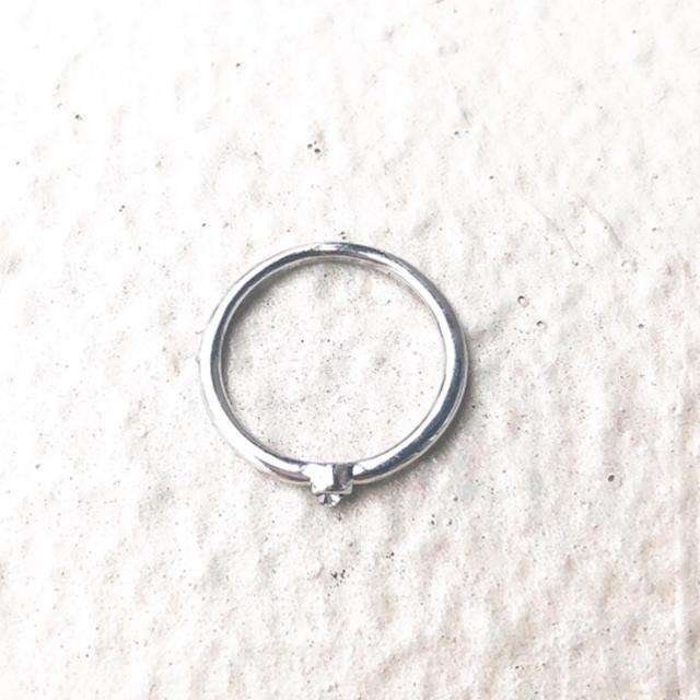 4℃(ヨンドシー)のpre-marry ring* 結婚準備リング レディースのアクセサリー(リング(指輪))の商品写真