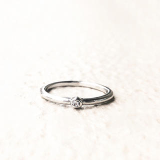 4℃ - pre-marry ring* 結婚準備リング
