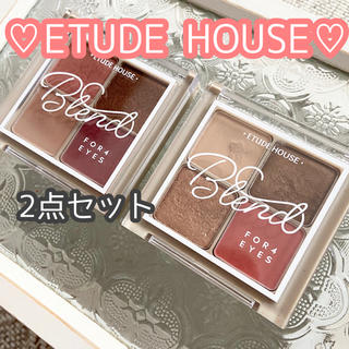 ETUDE HOUSE - ETUDE HOUSE アイシャドウセット